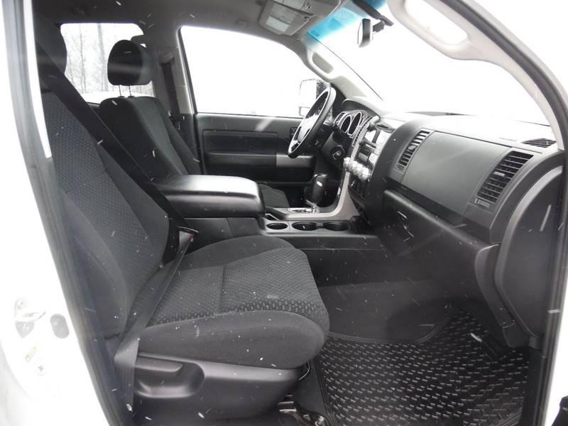2012 Toyota Tundra 4x4 Grade 4dr Double Cab Pickup LB (5.7L V8) - Scottdale PA