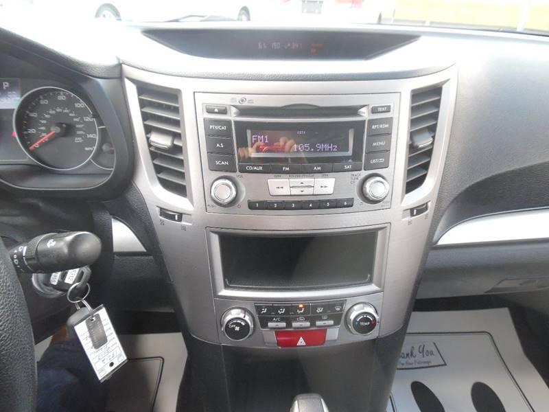 2013 Subaru Legacy AWD 2.5i 4dr Sedan CVT - Scottdale PA
