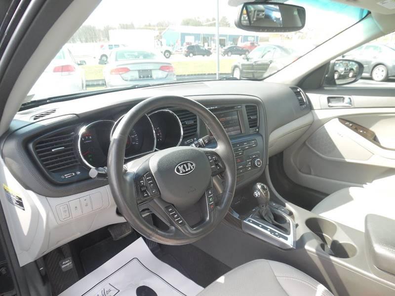 2013 Kia Optima EX 4dr Sedan - Scottdale PA
