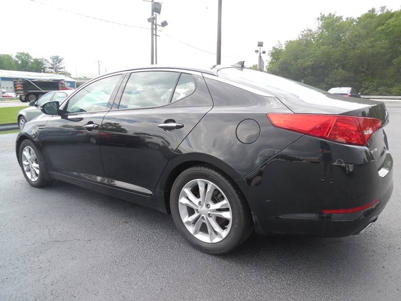 2013 Kia Optima EX 4dr Sedan - Scottdale PA