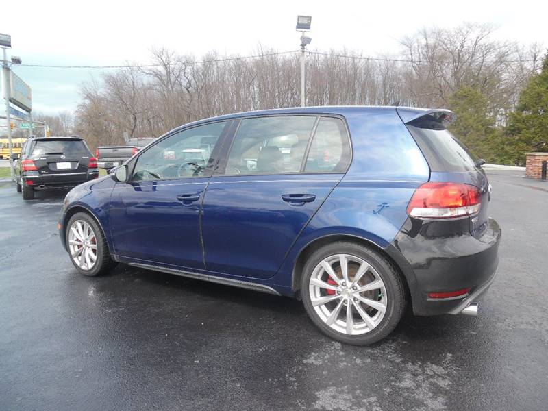 2011 Volkswagen GTI 4dr Hatchback 6A w/ Sunroof and Navigation - Scottdale PA