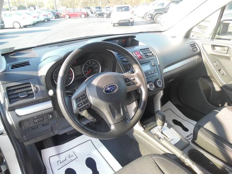 2014 Subaru Forester AWD 2.5i Premium 4dr Wagon CVT - Scottdale PA