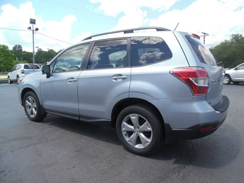 2014 Subaru Forester AWD 2.5i Premium 4dr Wagon CVT - Scottdale PA