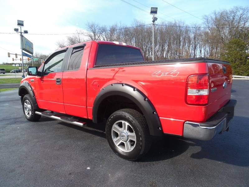 2006 Ford F-150 XLT 4dr SuperCab 4WD Styleside 6.5 ft. SB - Scottdale PA