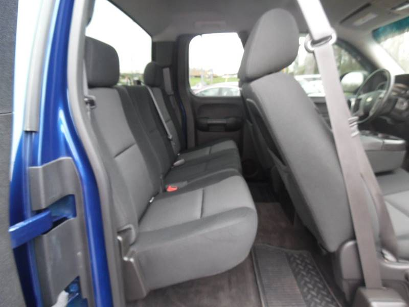 2013 Chevrolet Silverado 1500 4x4 LT 4dr Extended Cab 6.5 ft. SB - Scottdale PA