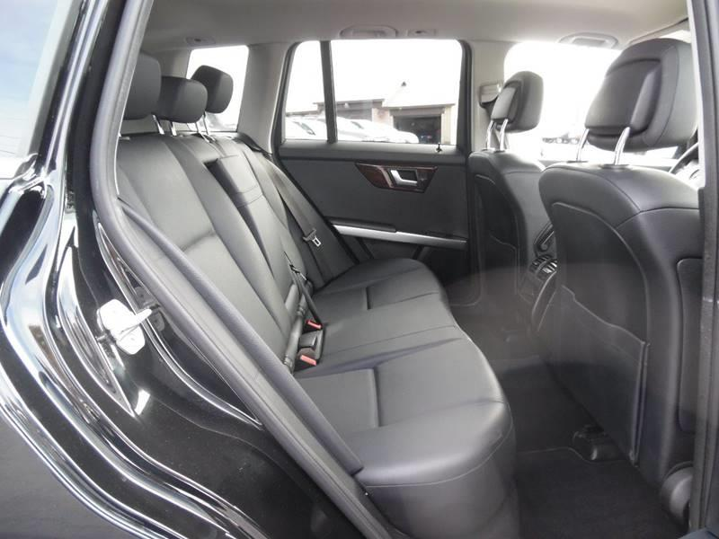 2012 Mercedes-Benz GLK AWD GLK 350 4MATIC 4dr SUV - Scottdale PA