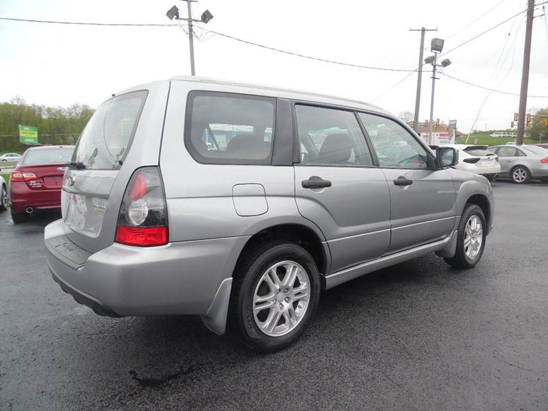 2008 Subaru Forester AWD Sports 2.5 X 4dr Wagon 4A - Scottdale PA