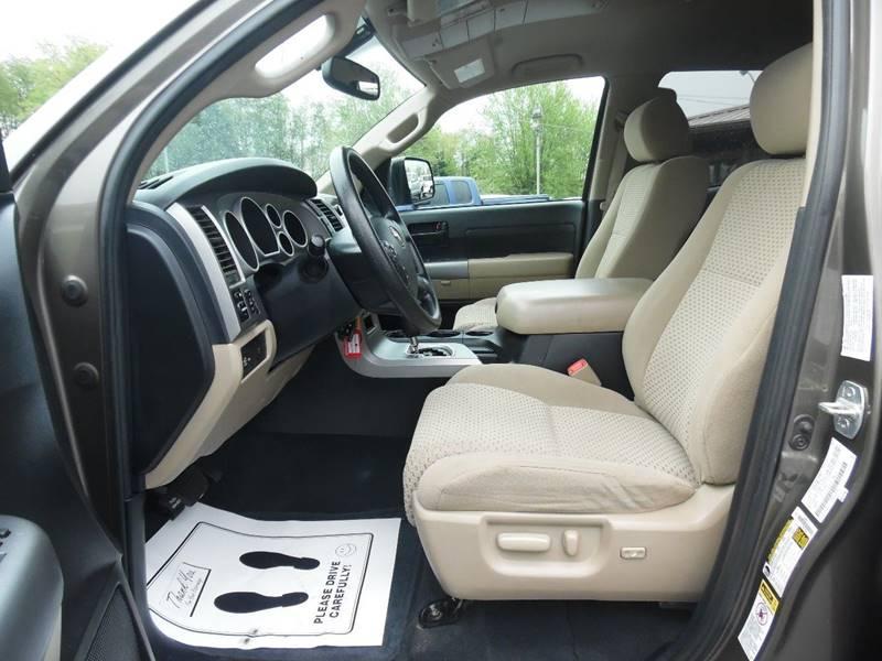 2013 Toyota Tundra 4x4 Grade 4dr Double Cab Pickup SB (5.7L V8) - Scottdale PA
