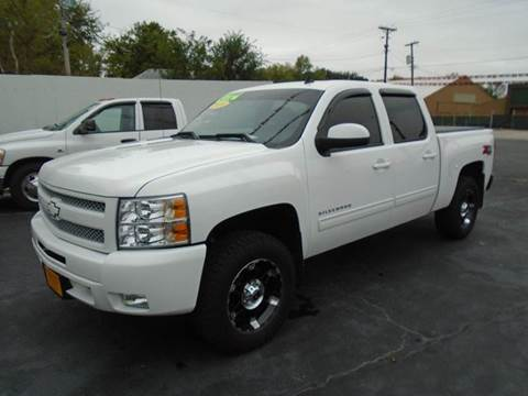 2010 Chevrolet Silverado 1500 for sale at River City Auto Sales in Cottage Hills IL