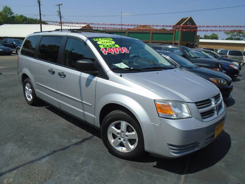 2008 Dodge Grand Caravan Se 4dr Extended Mini Van In Cottage Hills