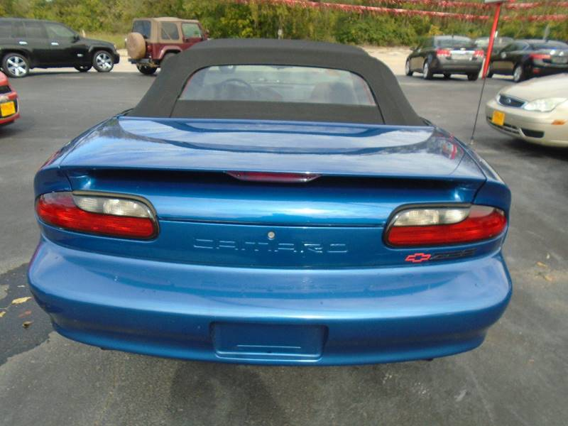 1995 Chevrolet Camaro Z28 2dr Convertible In Cottage Hills Il
