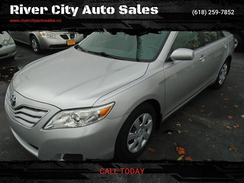 River City Auto Sales >> Toyota Camry For Sale In Cottage Hills Il River City Auto
