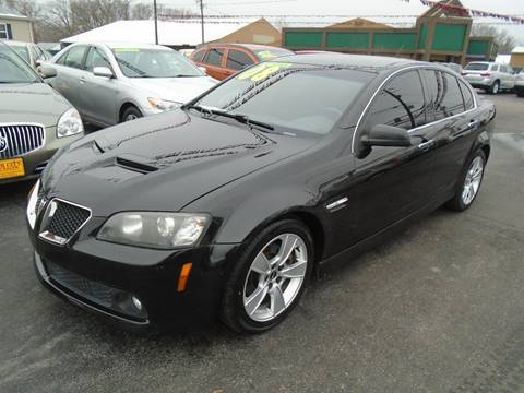 2008 Pontiac G8 for sale in Cottage Hills, IL