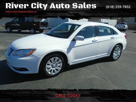 River City Auto Sales >> Cars For Sale In Cottage Hills Il River City Auto Sales