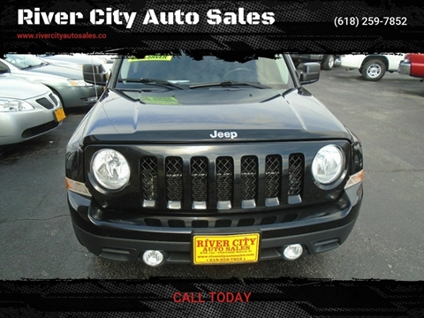2012 Jeep Patriot for sale in Cottage Hills, IL