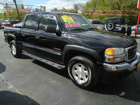 2006 GMC Sierra 1500 for sale in Cottage Hills, IL