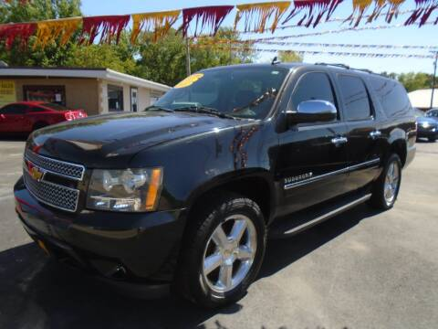 2011 Chevrolet Suburban for sale at River City Auto Sales in Cottage Hills IL