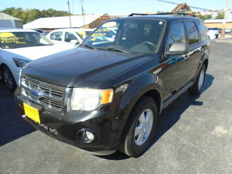 2010 Ford Escape for sale at River City Auto Sales in Cottage Hills IL