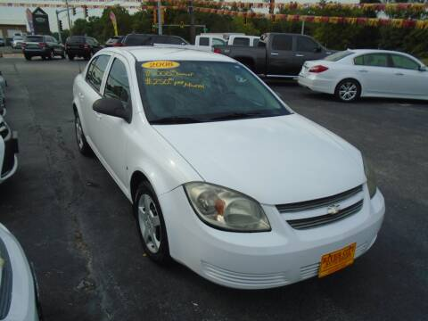 2008 Chevrolet Cobalt for sale at River City Auto Sales in Cottage Hills IL