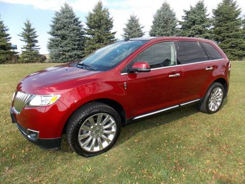 2013 Lincoln MKX for sale in Waldo, WI