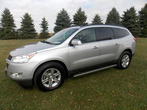 2011 Chevrolet Traverse for sale in Waldo, WI