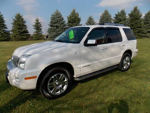 2010 Mercury Mountaineer for sale in Waldo, WI