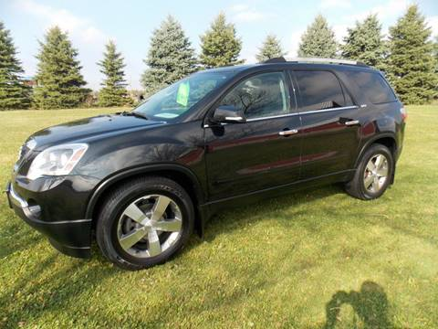 2011 GMC Acadia for sale in Waldo, WI