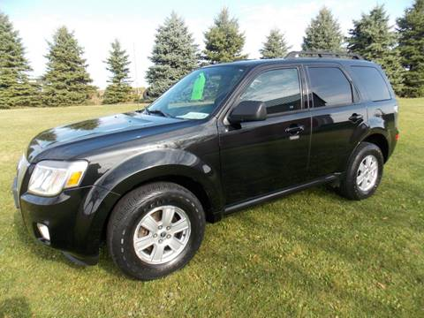 2011 Mercury Mariner for sale in Waldo, WI