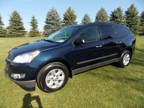 2012 Chevrolet Traverse for sale in Waldo, WI