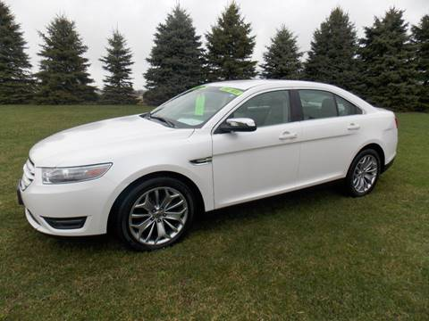 2014 Ford Taurus for sale in Waldo, WI