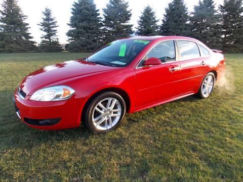 2013 Chevrolet Impala for sale in Waldo, WI