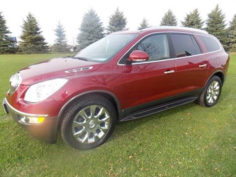 2010 Buick Enclave for sale at ADELL AUTO CENTER in Waldo WI