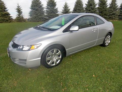 2009 Honda Civic for sale at ADELL AUTO CENTER in Waldo WI