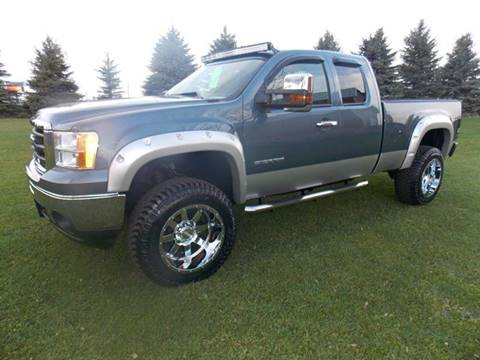2011 GMC Sierra 1500 for sale at ADELL AUTO CENTER in Waldo WI