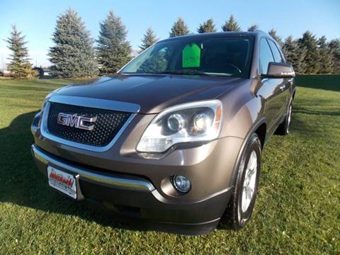 2009 GMC Acadia for sale at ADELL AUTO CENTER in Waldo WI