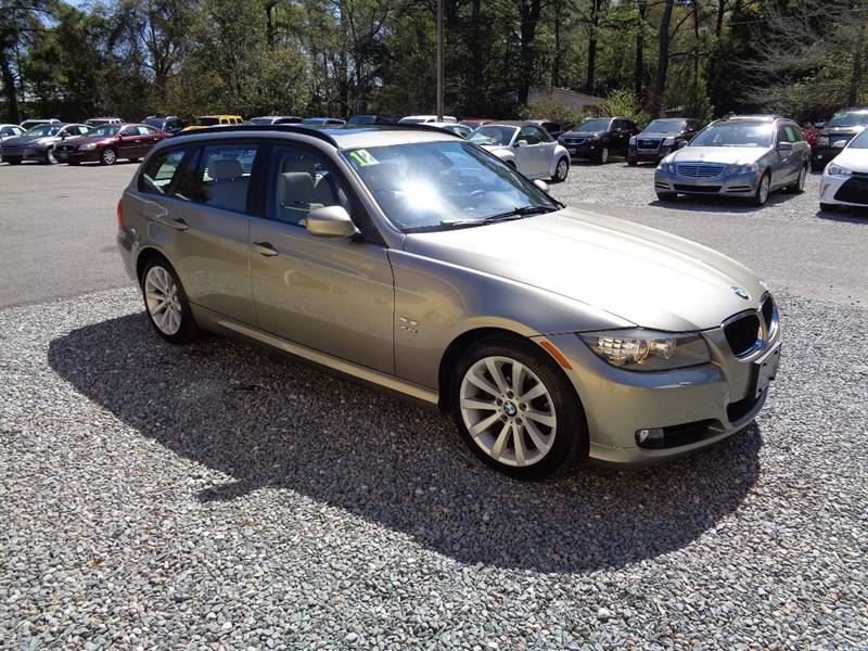 2012 Bmw 3 Series AWD 328i XDrive 4dr Wagon In Wilmington NC