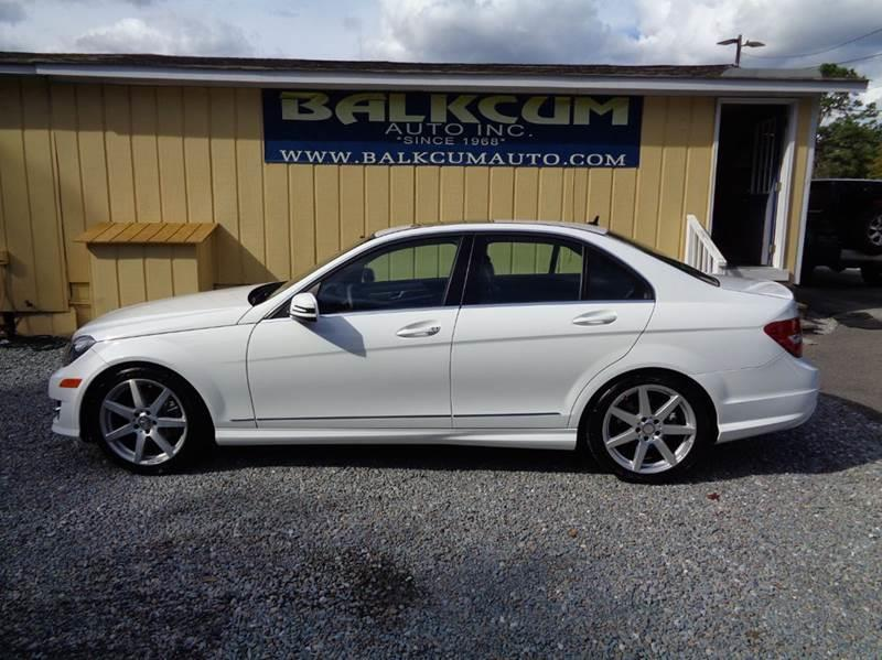 2014 Mercedes Benz C Class C 250 Sport 4dr Sedan   Wilmington NC