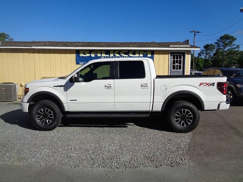 BALKCUM AUTO INC - Used Cars - Wilmington NC Dealer