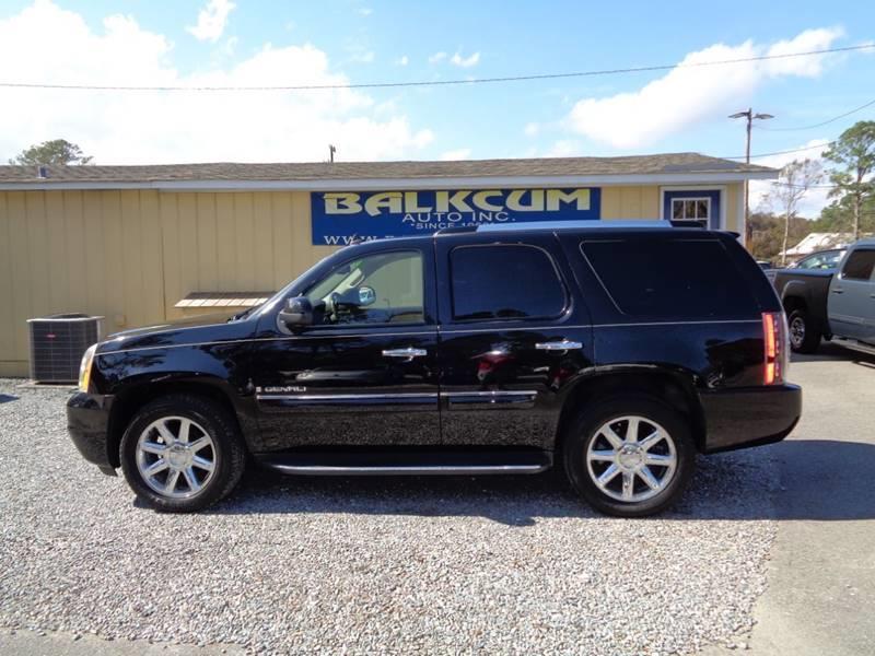 Used Cars Wilmington Nc >> Balkcum Auto Inc Used Cars Wilmington Nc Dealer