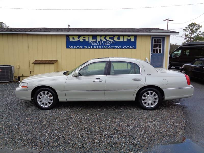 2007 Lincoln Town Car Signature Limited 4dr Sedan In Wilmington Nc