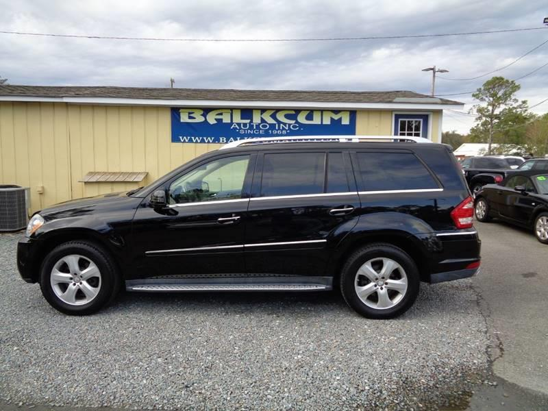 Mercedes Benz Of Wilmington >> 2012 Mercedes Benz Gl Class Awd Gl 450 4matic 4dr Suv In Wilmington