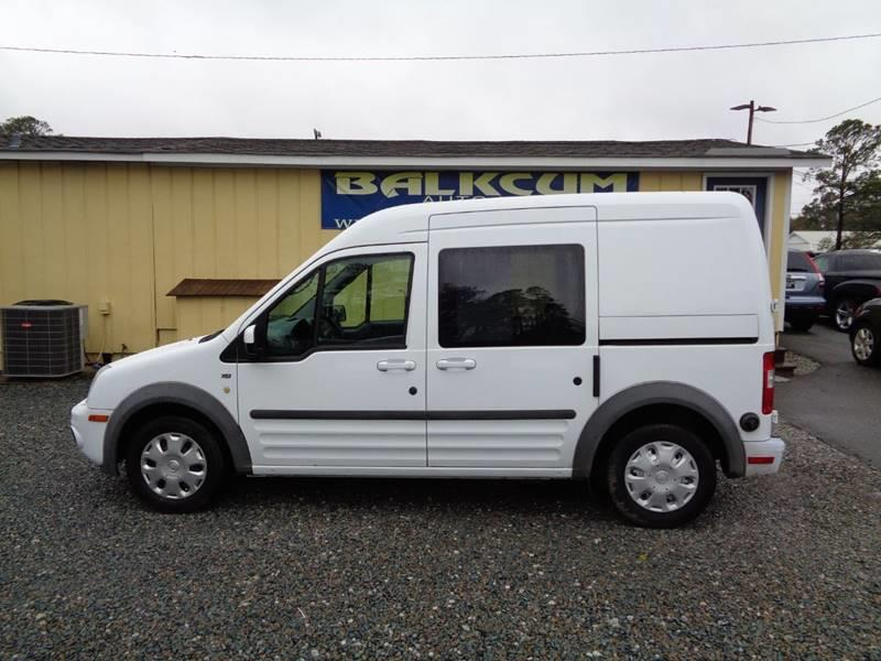 7507c0dfb90eaa 2011 Ford Transit Connect Wagon XLT 4dr Mini-Van In Wilmington NC ...