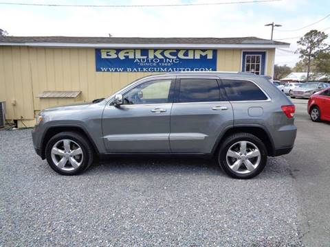 2012 Jeep Grand Cherokee for sale in Wilmington, NC