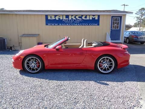 2014 Porsche 911 for sale in Wilmington, NC