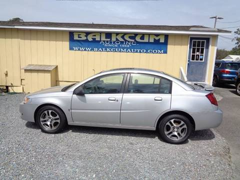 2005 Saturn Ion for sale in Wilmington, NC