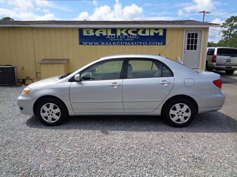 2008 Toyota Corolla For Sale >> 2008 Toyota Corolla For Sale In Wilmington Nc