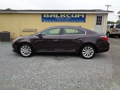2015 Buick LaCrosse for sale in Wilmington, NC