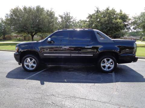 2011 Chevrolet Avalanche for sale at BALKCUM AUTO INC in Wilmington NC