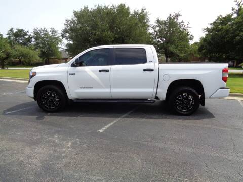 2019 Toyota Tundra for sale at BALKCUM AUTO INC in Wilmington NC