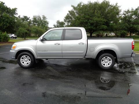 2006 Toyota Tundra for sale at BALKCUM AUTO INC in Wilmington NC